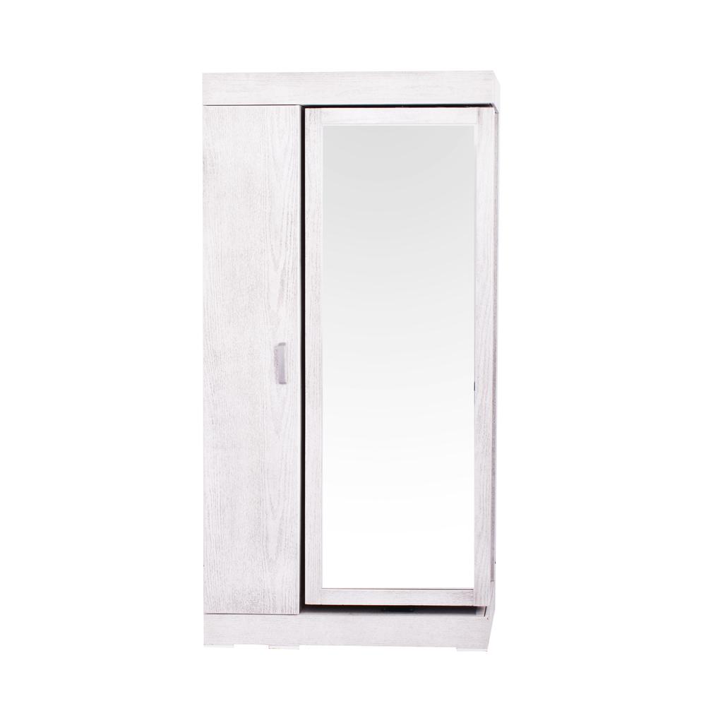 Espejo completo de la Recámara Mahal Blanca