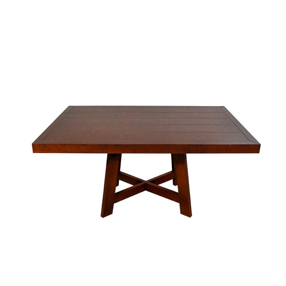 Vista frontal de la mesa del Antecomedor Moisés