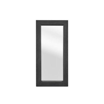 El sólido espejo Galaxy Gris