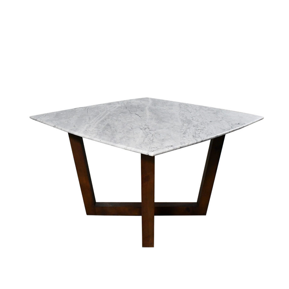 Vista de la mesa del Antecomedor Huxley